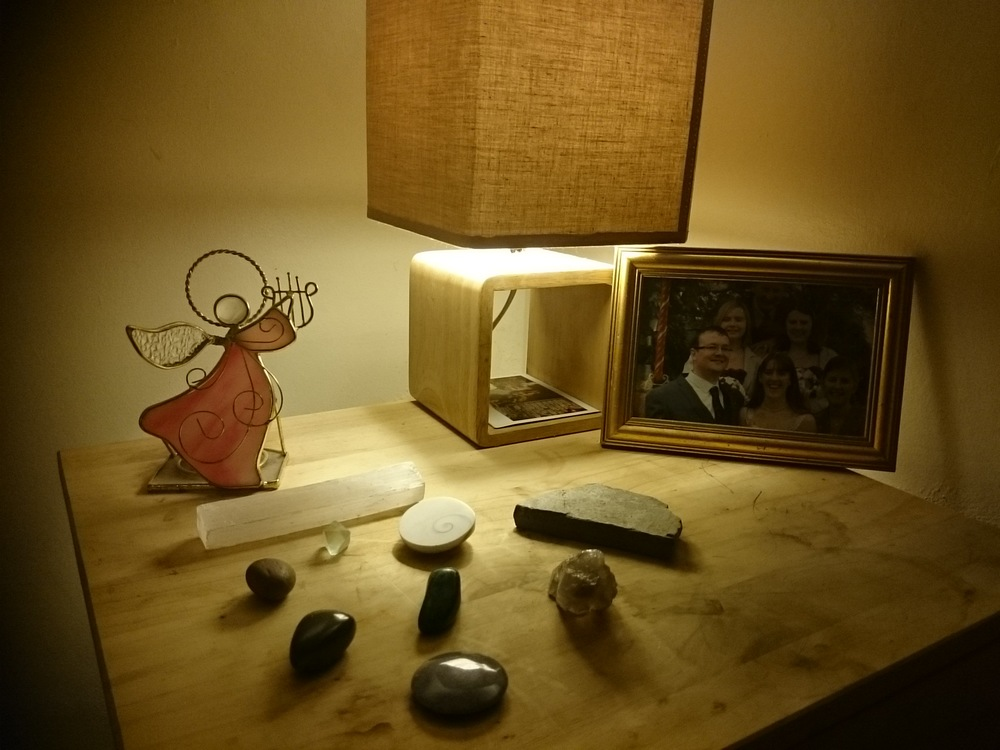 crystals for the bedside