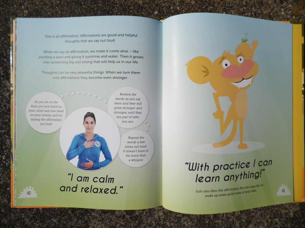 Inside Lulu the Lion Cub Learns to Roar by Jaime Amor - A Cosmic Kids Yoga Adventure Book (2)