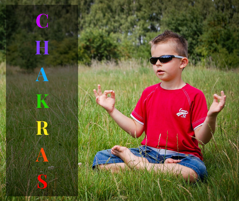 The Spirit Kid's Guide to Chakras