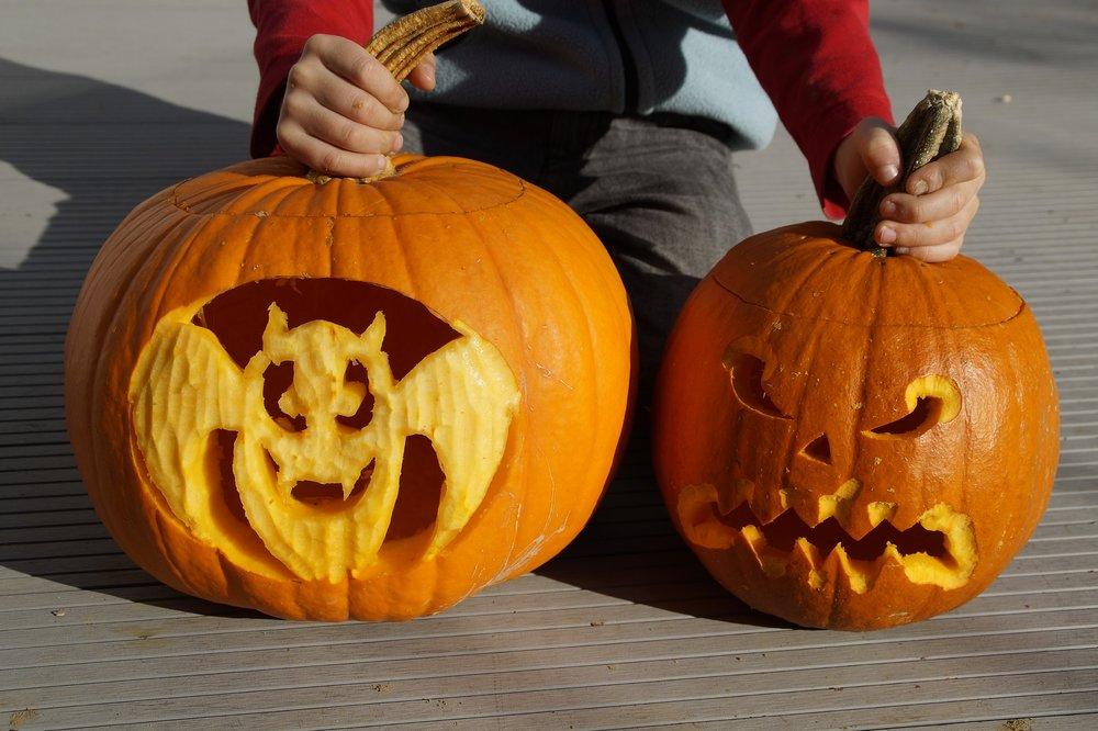 SKN History of Halloween