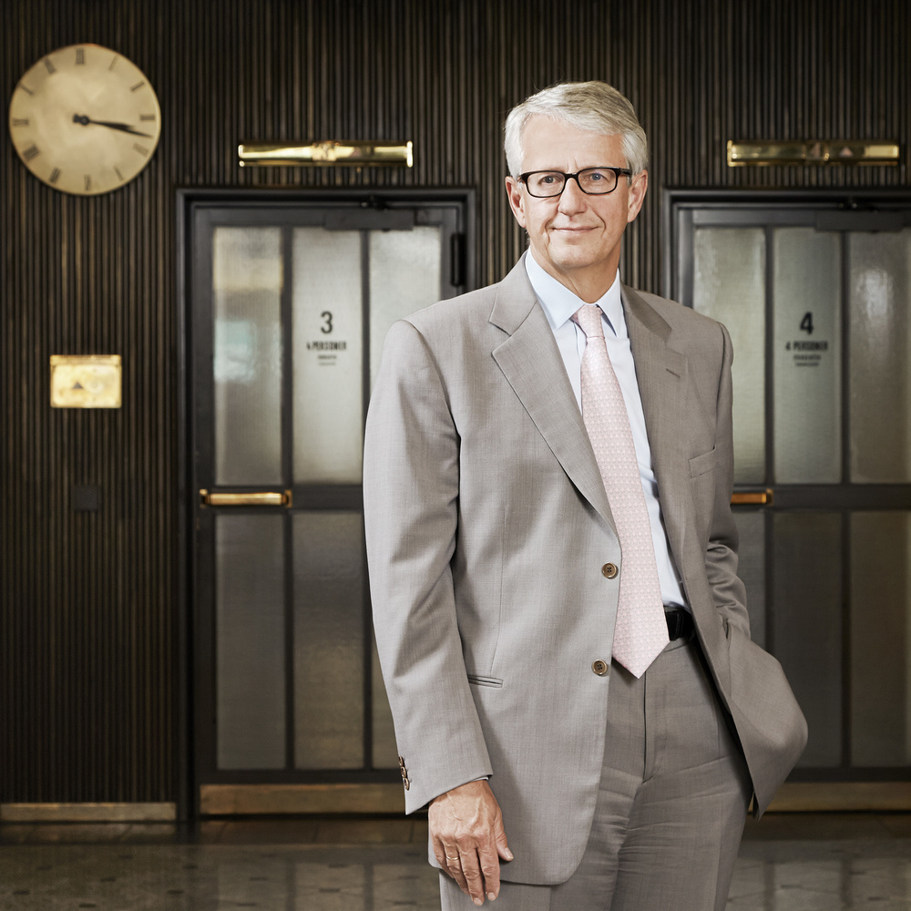 Niels Heering, Gorrissen Federspiel, Partner and Chairman of the Board