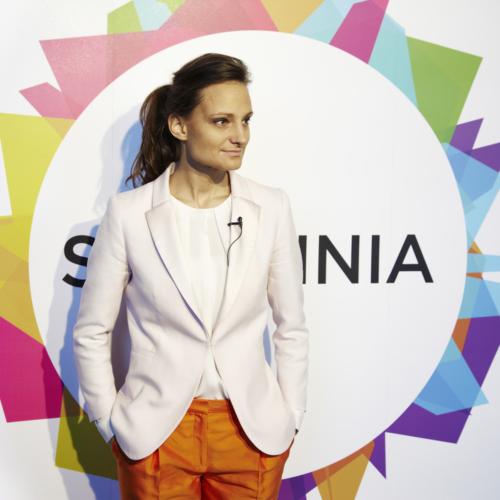 Laura Storm,CEO Sustainia Sustainia Award 2012  http://www.sustainia.me