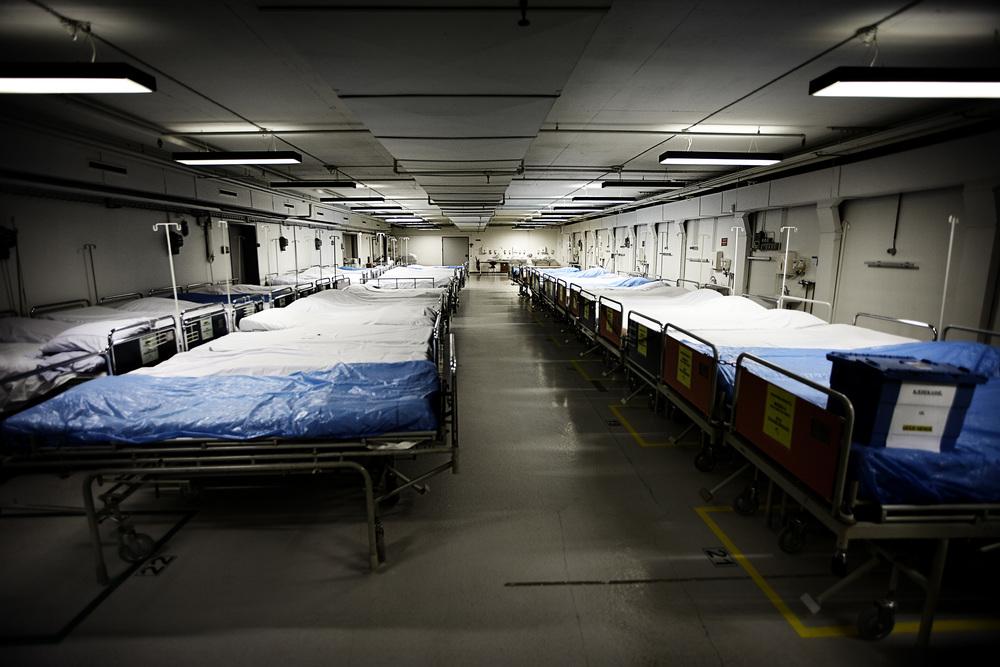 Euroman Nødhospitalet