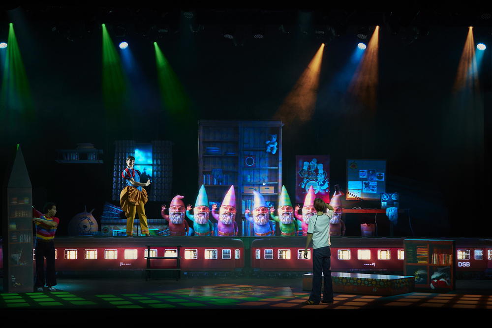 Sub Bi Dua  The Musical Fredericia Theater
