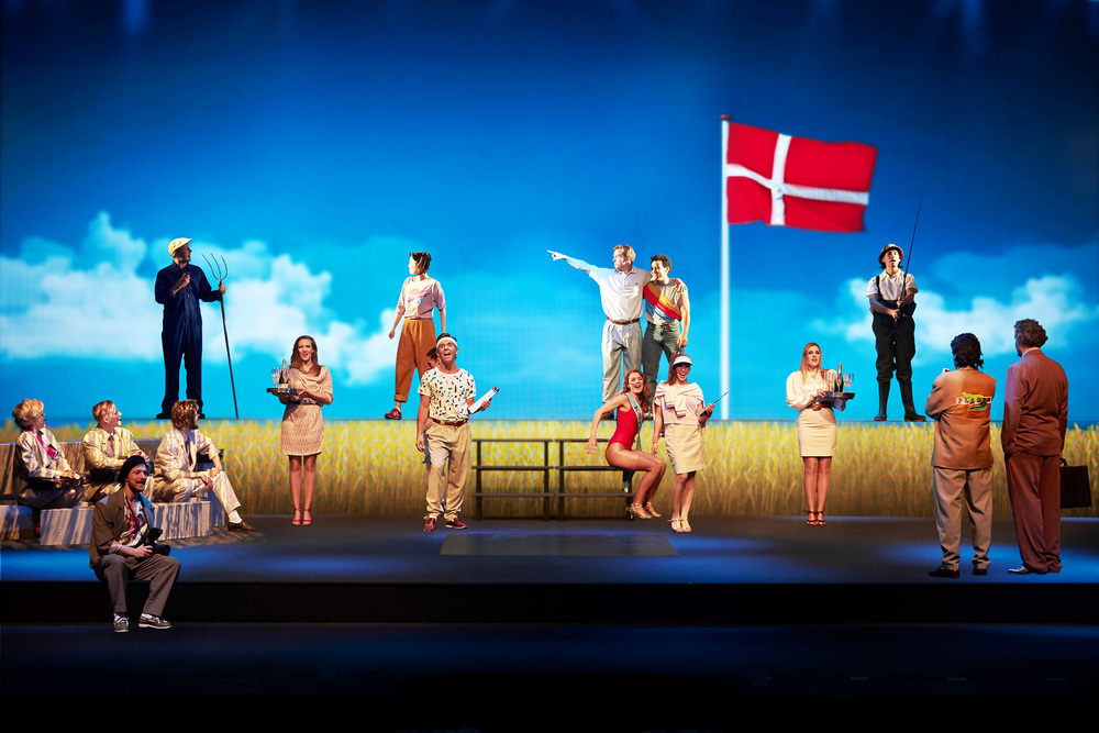 Shu Bi Dua - The Musical, Fredericia Theater