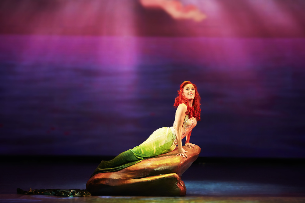 The Little Mermaid - Disney, Fredericia Theater