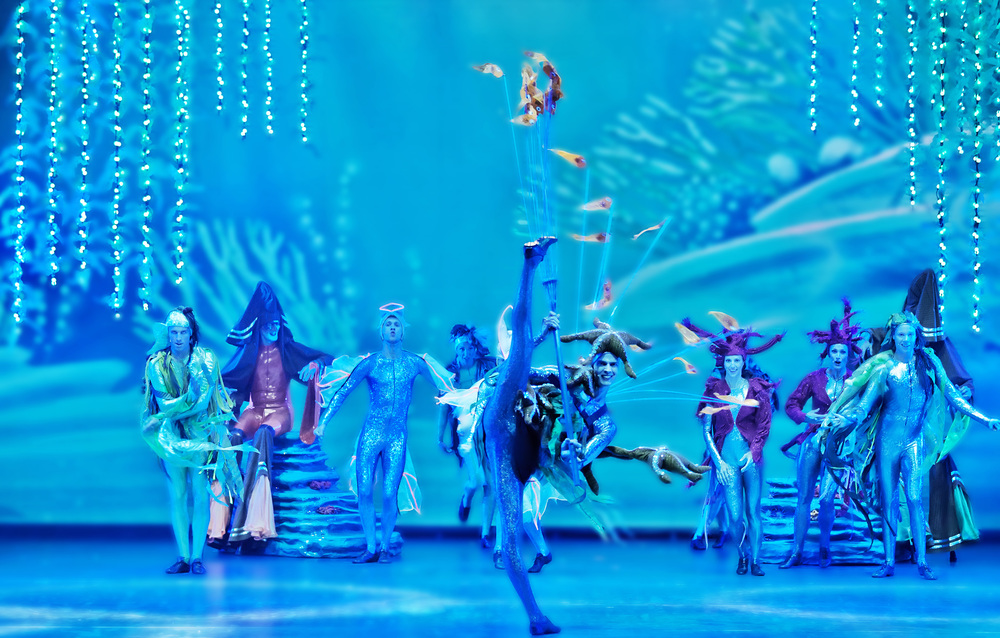 The Little Mermaid  The Musical Fredericia Theater