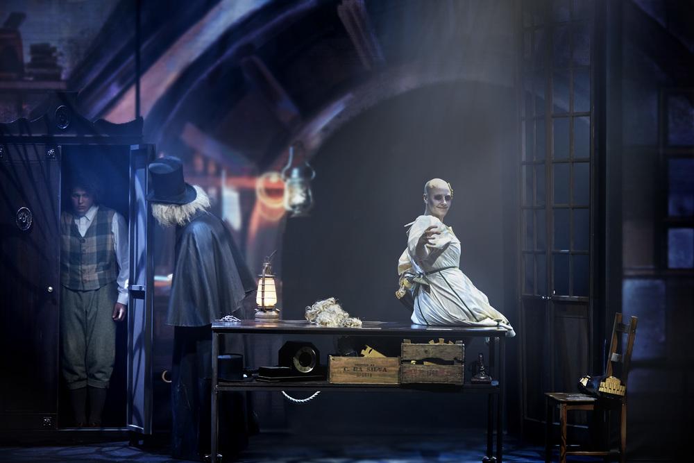 Ole LuOle Lukøje, Fredericia Teater