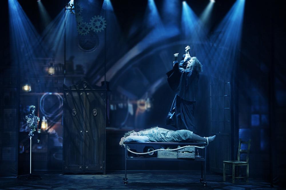 Ole Lukøje The Musical Fredericia Theatre