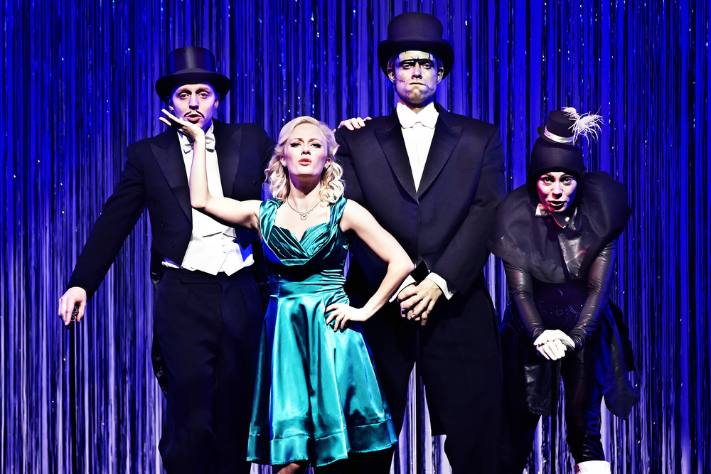 Young Frankenstein, Fredericia Theater