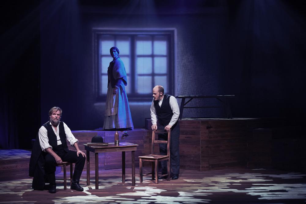 Esaura The Musical rederica Theatre