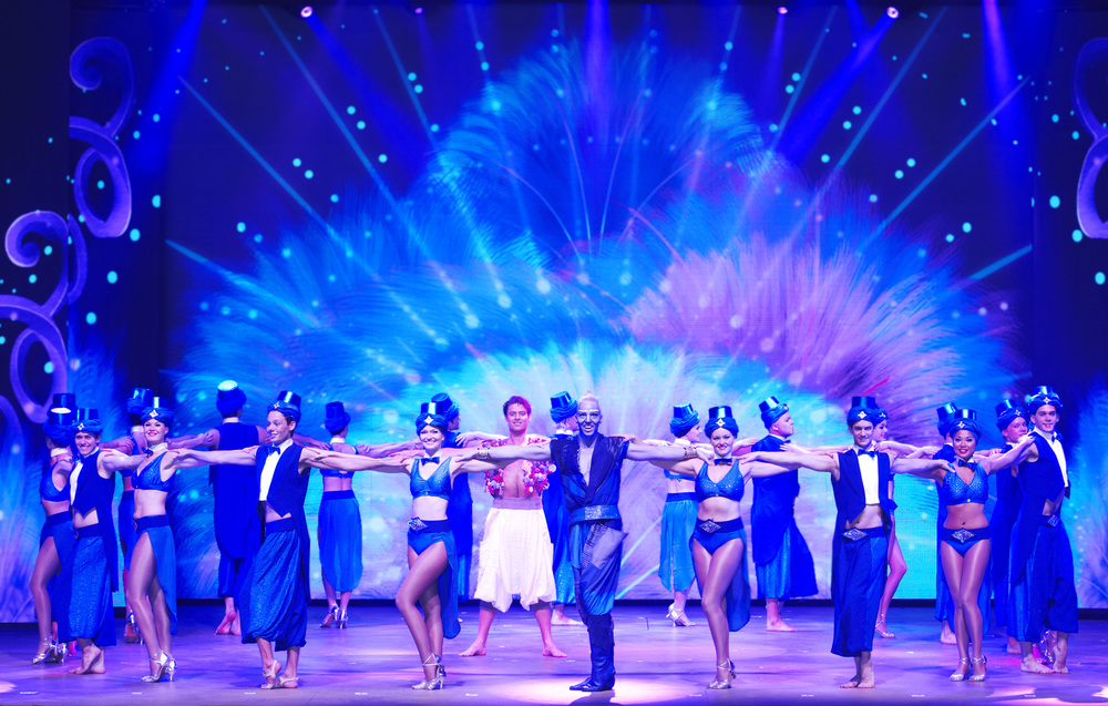 Aladdin - Disney, Fredericia Theater