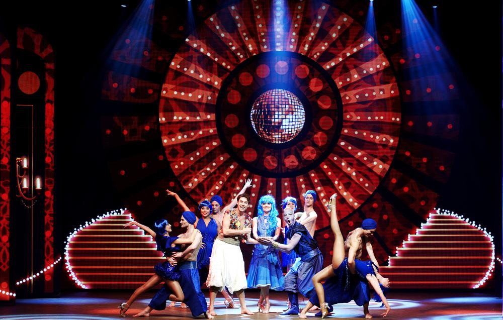 Aladdin The Musical Fredericia Theatre
