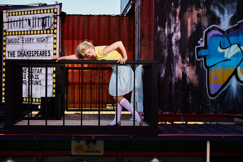 STEAM  A midsummer night´s steam  Frederica Theater