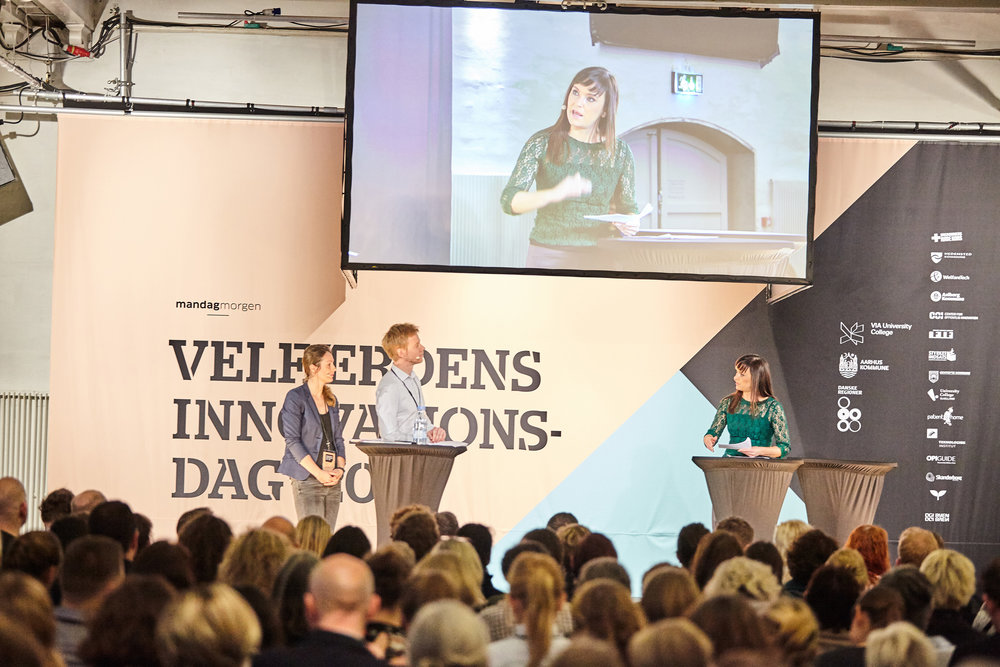 Velfærdens Innovations Dag 2017