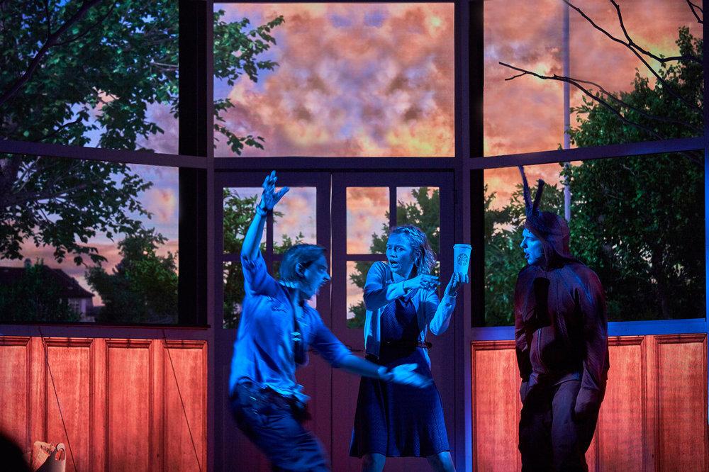 Problemet Med Douglas, Fredericia Teater