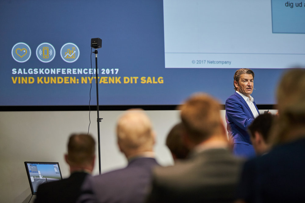 D I - Handel  Sales Conference 2017  DANSK INDUSTRI