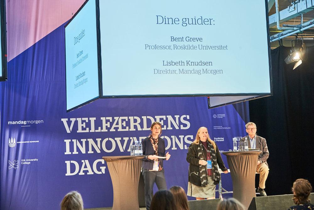 VELFÆRDENS INNOVATIONS DAG 2018  mm.dk