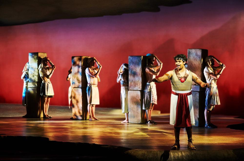 PRINSEN AF EGYPTEN, www.fredericiateater.dk