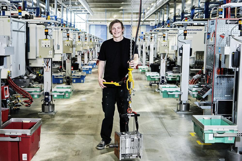 LEGO - plastics maker- Education of Industry