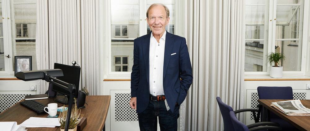 Erik Rasmussen, CEO, SUSTANIA