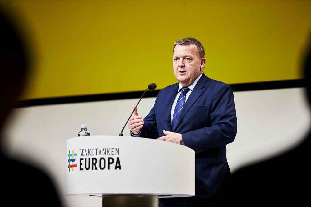 Lars Løkke Rasmussen, Europakonferencen 2019, http://thinkeuropa.dk
