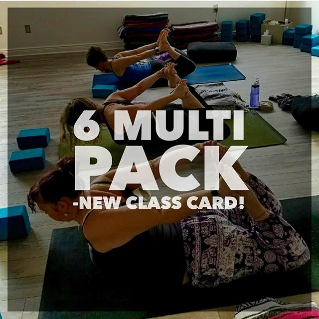 You asked for it and we heard you!  With this package of 3 standard (75-90 minute) yoga classes and 3 hour yoga classes you can more easily bridge the gap from beginner to mixed level as well as drop into classes more freely as your schedule allows. No need to worry about juggling 2 class cards or feeling restricted!  This package is debuting for the HOLIDAY but will remain on the standard price list. $69 Purchase this for yourself or as a gift via our website (link in bio) or next time your in the studio. #yukatoyoga #yoga #yogateacher #yogapractice #practiceyoga #practicedaily #yogaflow #lehighvalley #pennsylvania #bethlehempa #igbethlehem #yogawithstyle #yogawithfriends #namaste #namasteallday