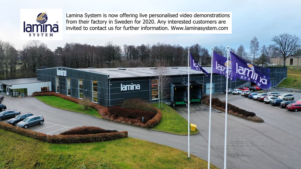 Litho Laminator | Lamina System Factory