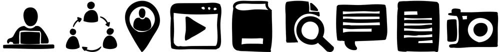 Esta fase tem duração prevista de 3semanascom as atividades regulares destacadas pelos ícones acima.