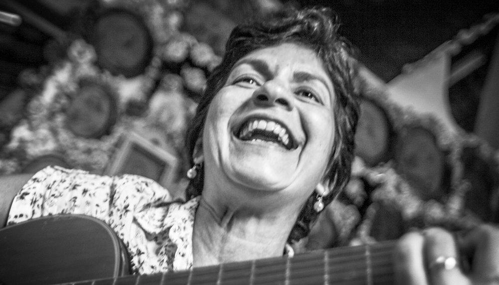 """Rosiane Limaverde  (1964-2017) """"Começamos cantando as estórias do Cariri e foi assim que financiamos a construção desse lugar. O acreditar foi um grande impulso pra chegarmos onde estamos com a Casa Grande."""""""