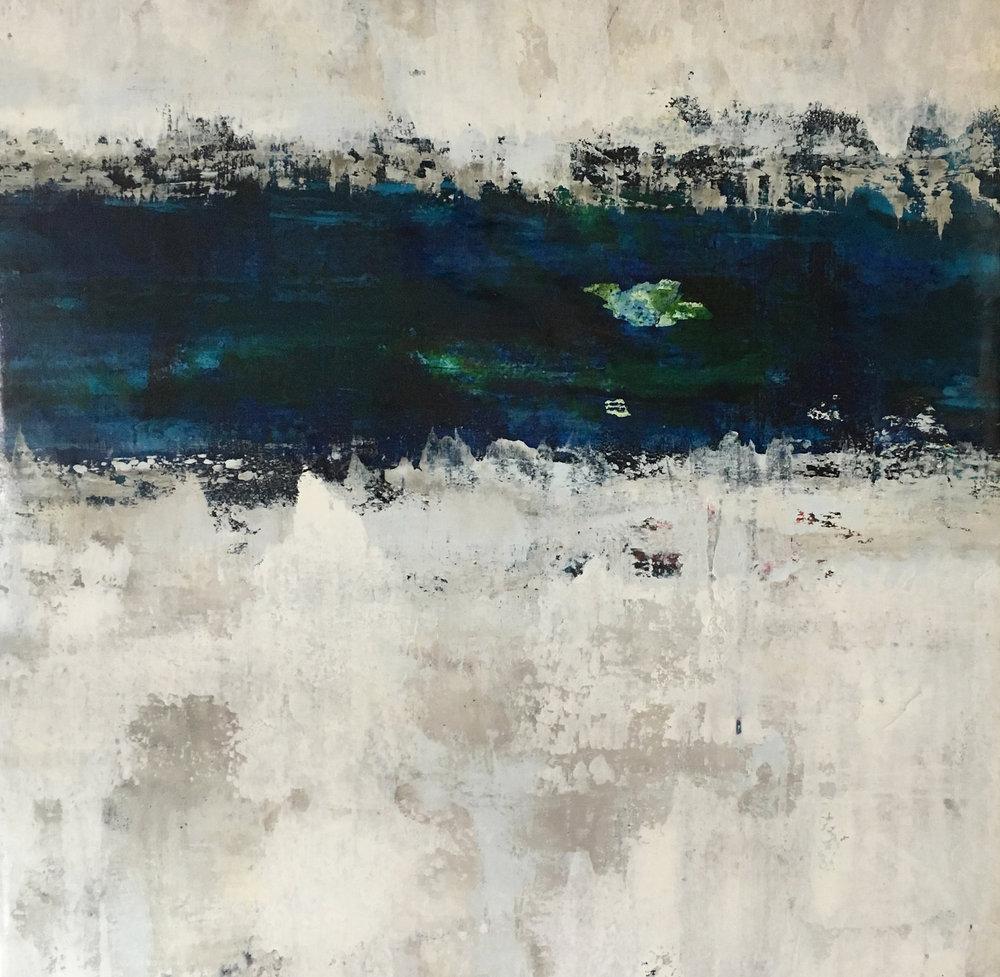 Leitner_Blue Variation III_Oil on Canvas_ 48X53.jpg