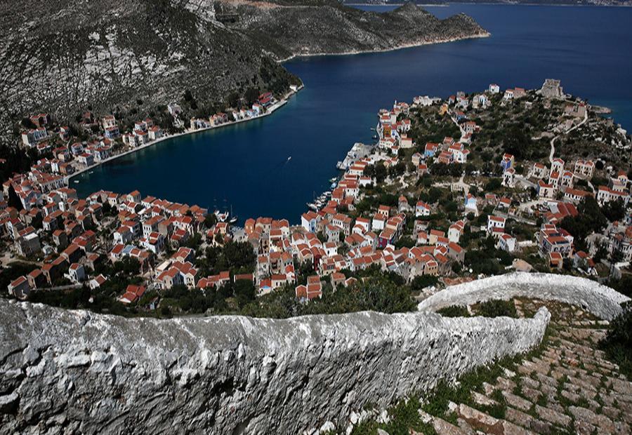 The Island of Kastellorizo
