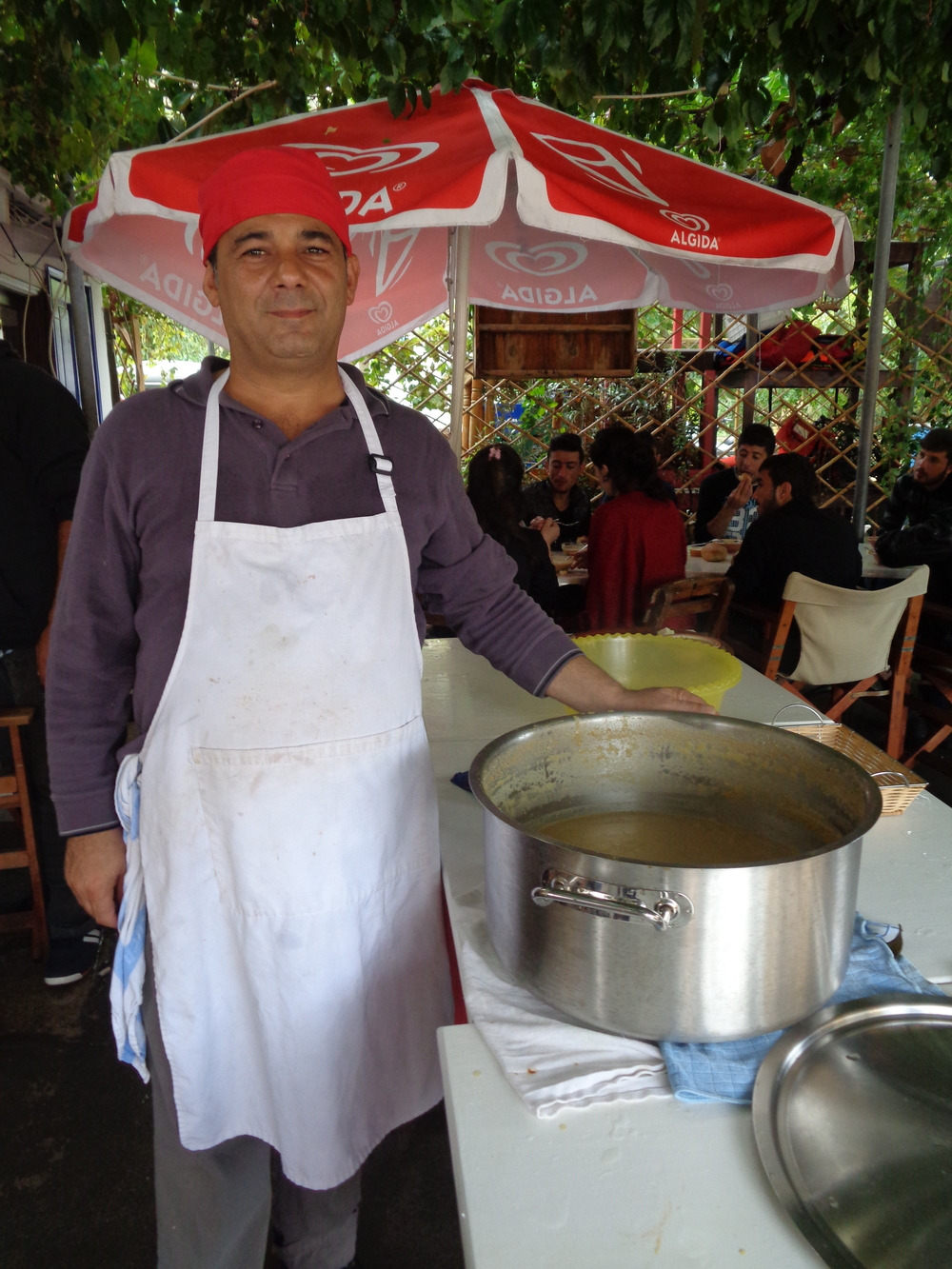 Monika's Team Chef