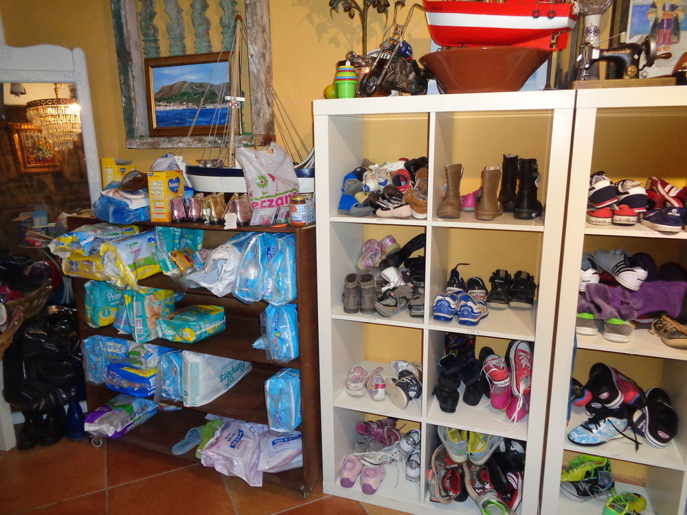 Shoes and Baby Supplies
