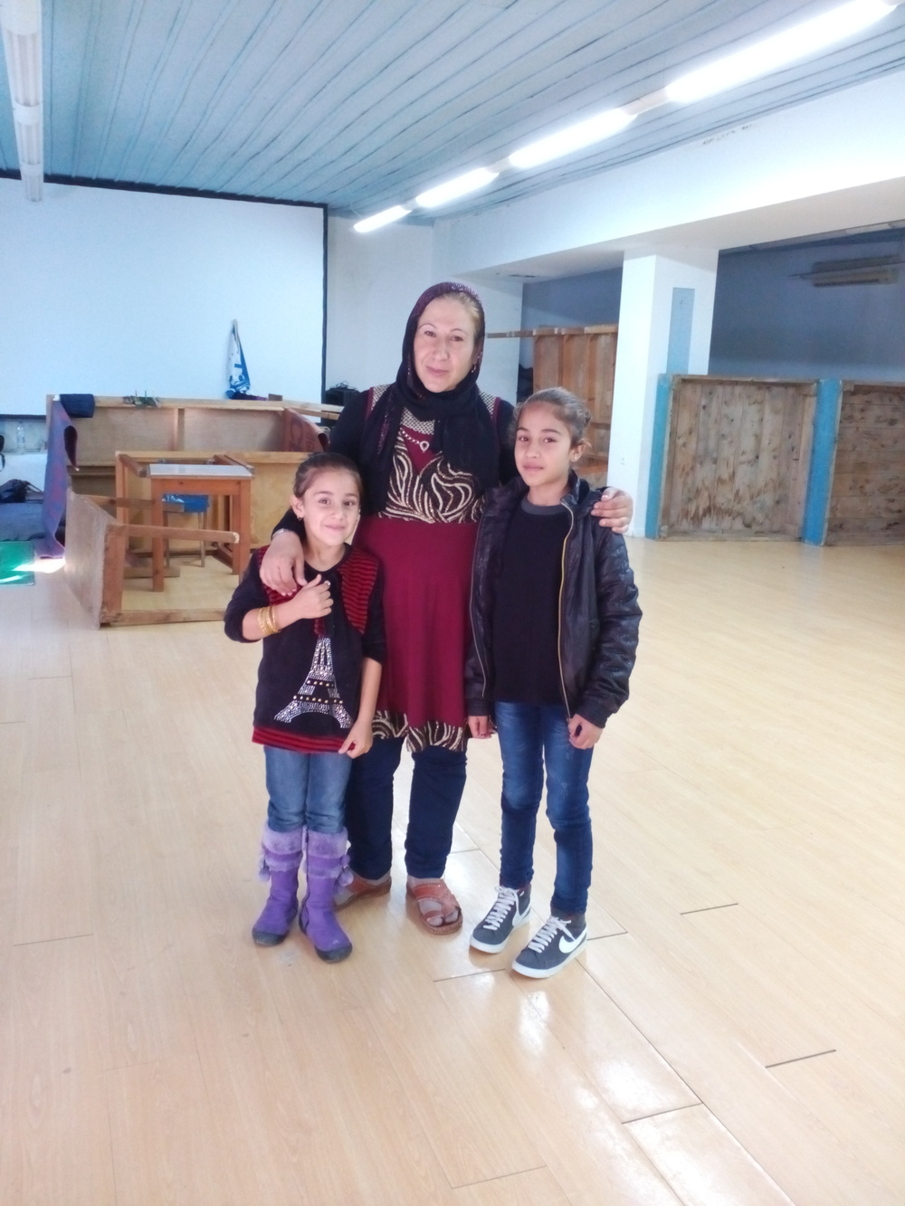 A Family from Aleppo