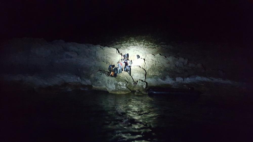A Coast Guard Rescue Mission