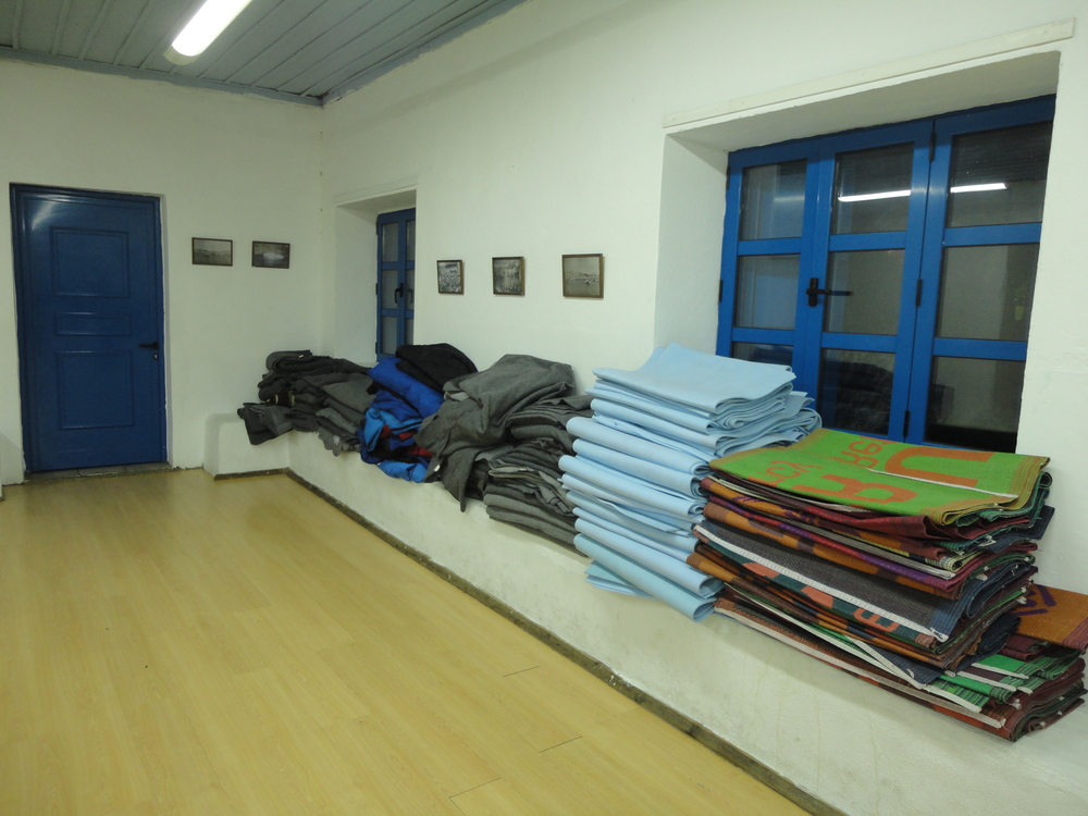 Bedding Supplies for the Hall