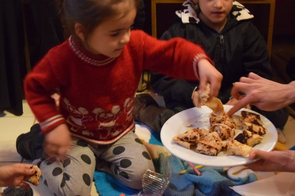 29/02 Crepes for the children