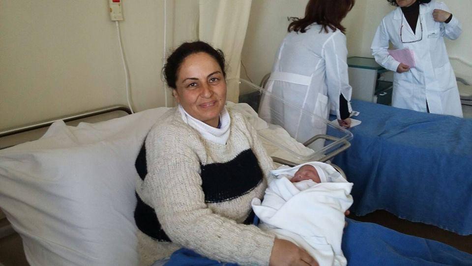 Miracle Baby Thomas Angelos, born 03/03/2016
