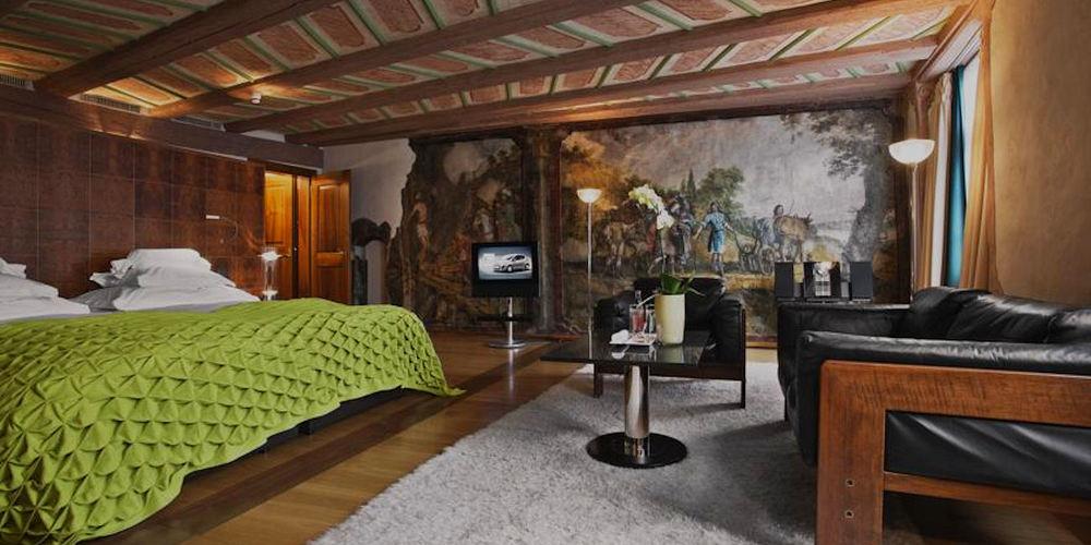 The Best Hotels in Zurich ~ Widder Hotel Zurich