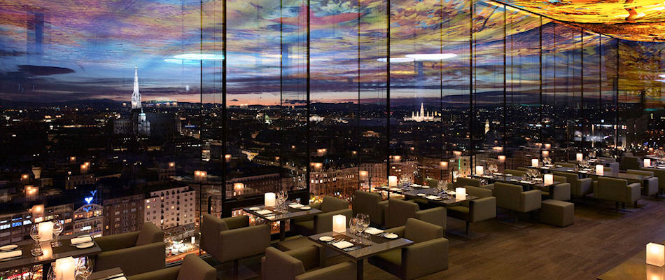 Best Bars Vienna ~ Le Loft / Photo: sofitel.com