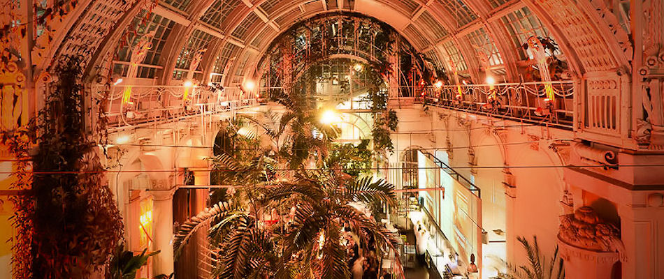 Best Bars Vienna ~ Palmenhaus