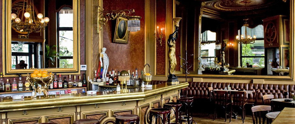 Best Gay Bars in Vienna ~ Cafe Savoy