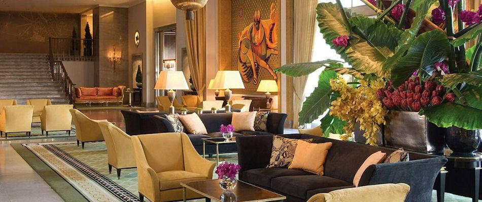 Best Bars Lisbon ~ Almada Negreiros Lounge