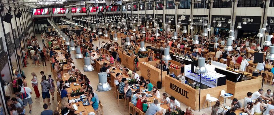 Best Bars Lisbon ~ Time Out Mercado Da Ribeira