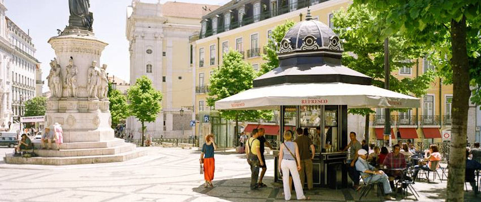 Best Bars Lisbon ~ Quiosque De Refresco