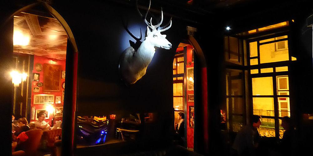 Best Bars Lisbon ~ Pensao Amor