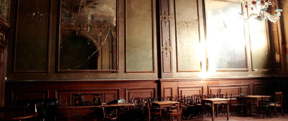 Best Bars Berlin ~ Claerchens Ballhaus