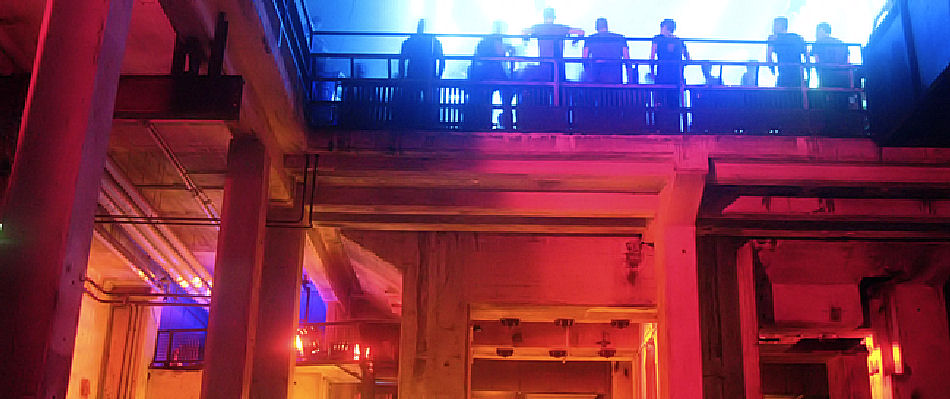 Best Clubs Berlin ~ Berghain