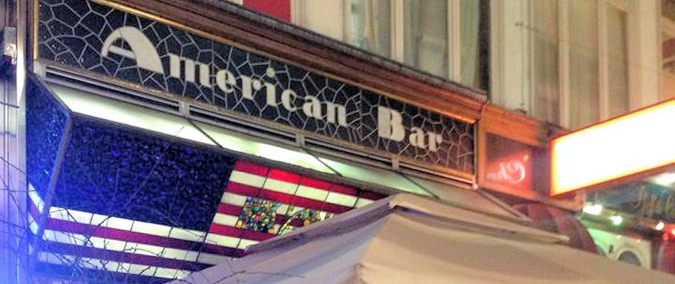Best Bars Vienna ~ Loos American Bar